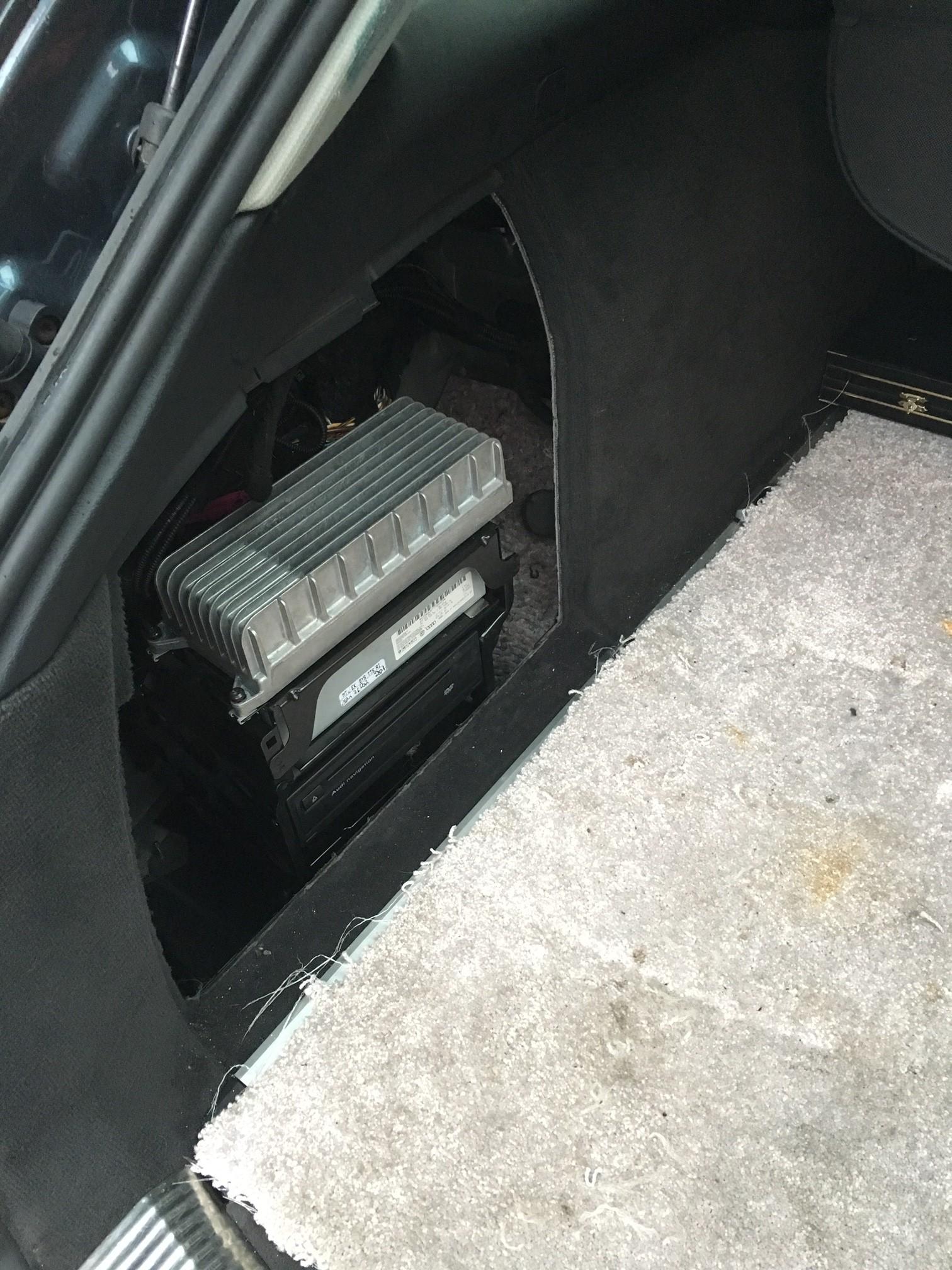 Images of Lear Amplifier Repair